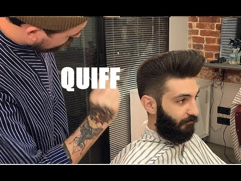 The Quiff Haircut Tutorial By Russian Barber Andrew Shefer Short