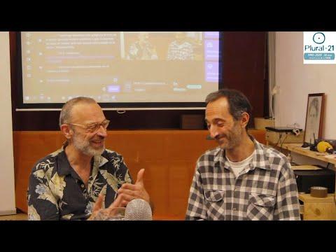"""CONVERSACIONES EN LA NIEBLA """"Palabra de Acción"""". Por JOSÉ LUÍS Y JESÚS GABRIEL"""