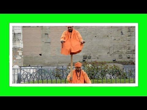 Download Svelato il trucco dei fachiri che levitano nelle piazze italiane