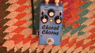 Choral Chorus - Boss CE2 mod - By MS Sound Project