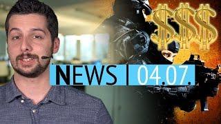 CSGO-YouTuber bei Betrug erwischt - Kein Savegame-Import für Skyrim auf PS4 & Xbox One - News