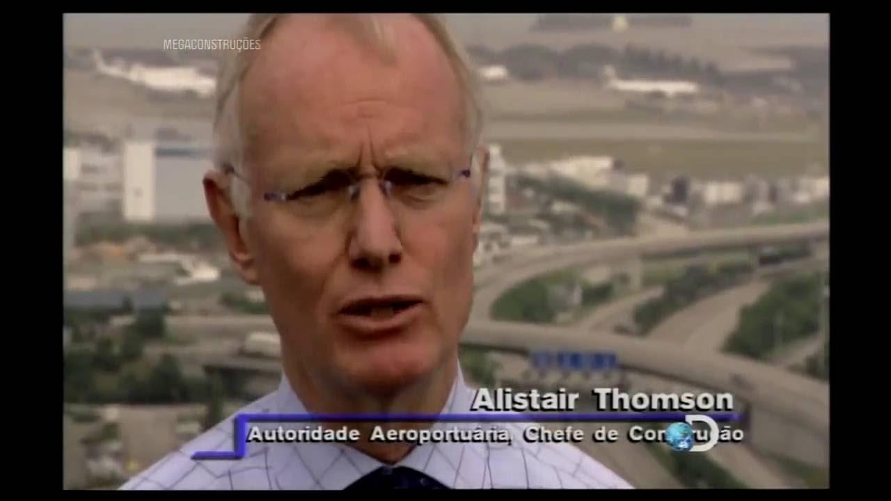 Legião de Engenheiros -Megaconstruções -O Aeroporto de Hong Kong - Documentário [Discovery Channel]