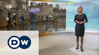 Жесткий Brexit, если парламент не будет против   DW Новости (17 01 2017)