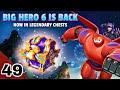 Disney magic kingdom part 49 big hero 6 legendary chest (catch the play).