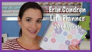 Erin Condren Life Planner (2014 Planner Update) Thumbnail