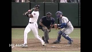 202 Barry Bonds Home Runs