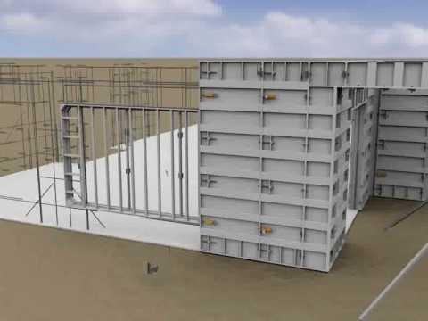 Precise Forms Storm Resistant Concrete Home Construction