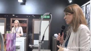 Обзор стенда компании LIGRON на выставке Мебель 2013