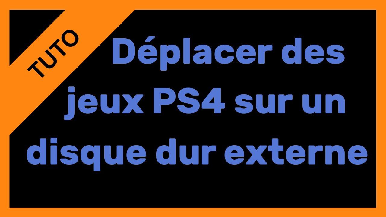 DE REINSTALLATION PS4 TÉLÉCHARGER FICHIER