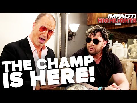 Kenny Omega Appears on IMPACT, Promises HUGE Surprise for Dynamite! | IMPACT! Highlights Dec 8, 2020