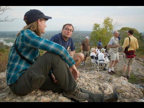 Gorongosa: Greg Carr and tourism