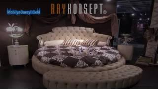 Yuvarlak yatak odası modelleri 2017 | www.raykonsept.com