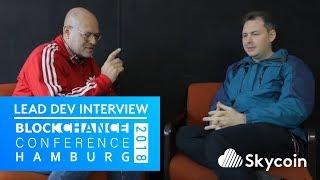 Skycoin Lead Developer Interview | Blockchance 2018