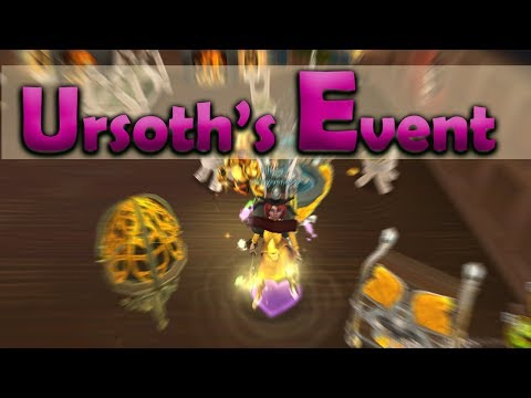 ARCANE LEGENDS | URSOTH EVENT 2019 GUIDE