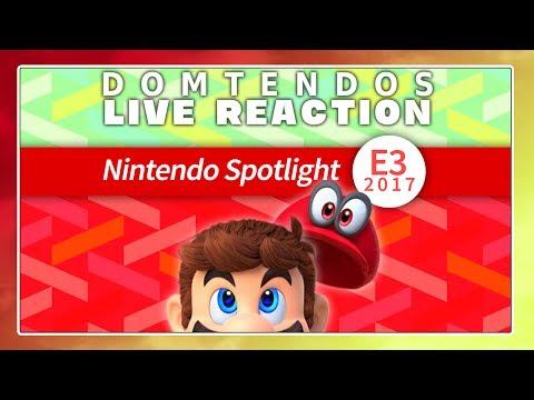 Nintendo Spotlight @E3