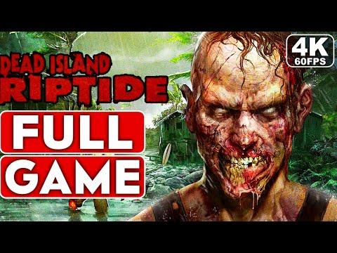 DEAD ISLAND RIPTIDE Gameplay Walkthrough Part 1 FULL GAME [4K 60FPS PC] - No Commentary thumbnail