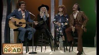 Chet Atkins, Jeannie Seely, Dottie West & Marty Robbins - Medley