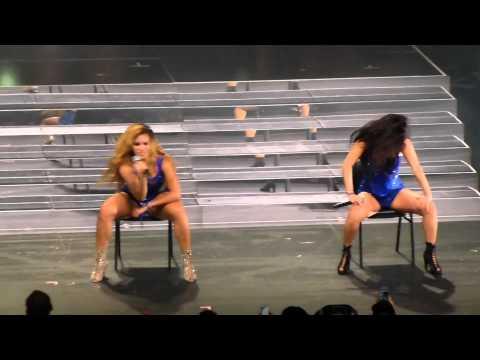 Fifth Harmony - Suga Mama Live HD Orlando