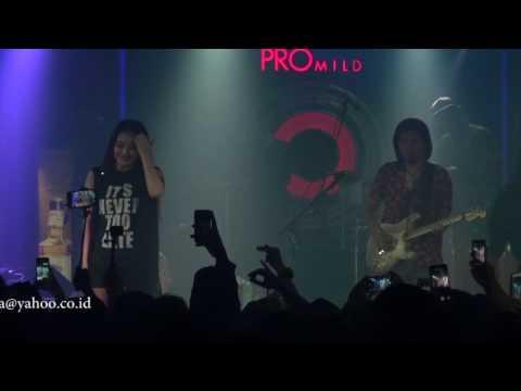 KONEG LIQUID feat. VIA VALLEN - TITIP CINTA [#1 LIVE CONCERT - Liquid Cafe Semarang]