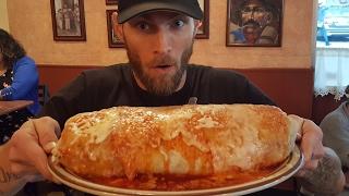 4lb Killer Burrito Challenge (Chile Red)