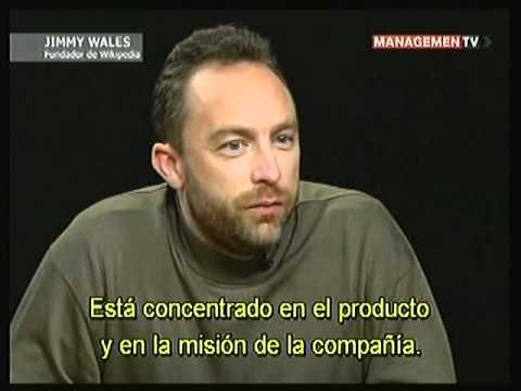 Jimmy Wales - Wikipedia (2008)