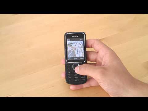 Nokia 2710 Navigation Edition Navigation
