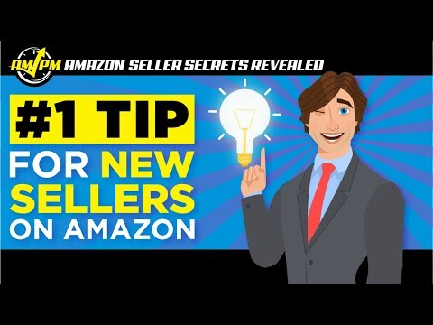 How to Become an Amazon Seller: #1 Tip for Newbies - Amazon Seller Secrets Revealed