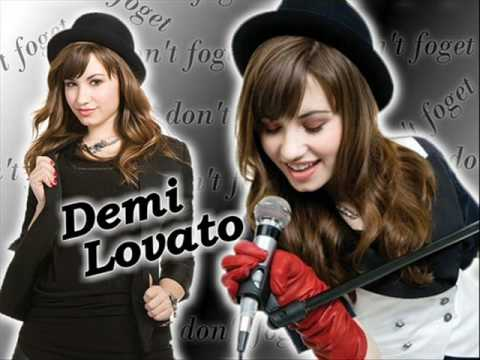Don't Forget- Demi Lovato-Full Song+download link HQ
