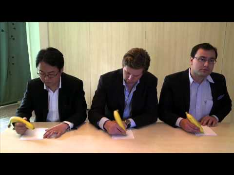 Bananas: The Winning TV Advertisement from L.E.K.'s Worldwide Partner and Manager Meeting