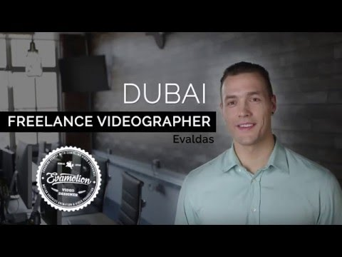 Creative freelance videographer for your events & video mark