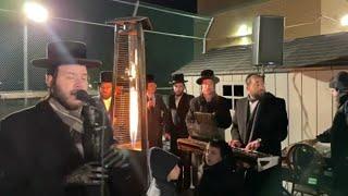 Chupah On Rooftop Ft Motty Illowitz, Shimmy Levy, Shira Choir & Band