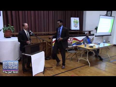 PLP Airport Town Hall Meeting, December 2 2014