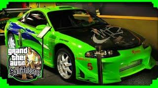 เทสเสียง Mitsubishi Eclipse GSX (Fast & Furious) GTA SA 🕪🎵