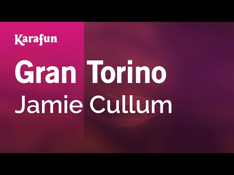 Karaoke Gran Torino - Jamie Cullum *
