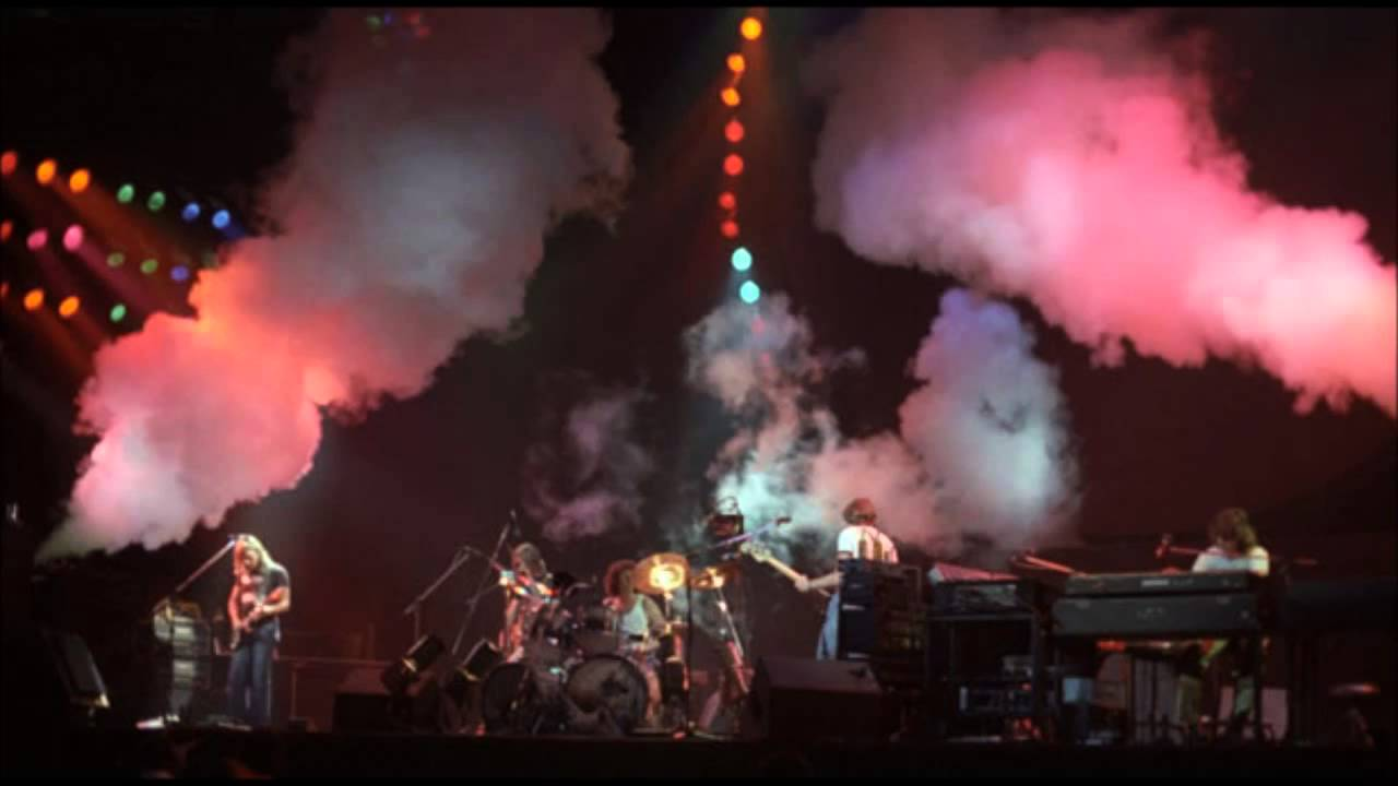 Pink Floyd Iron Pigs On Fire
