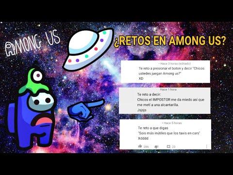 Download RETOS EN AMONG US ? - Me Miró Y La Miré | AlexDreed 11