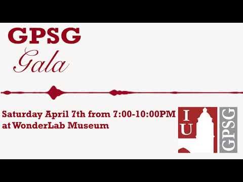 GPSG Radio Gala Audio-Visual