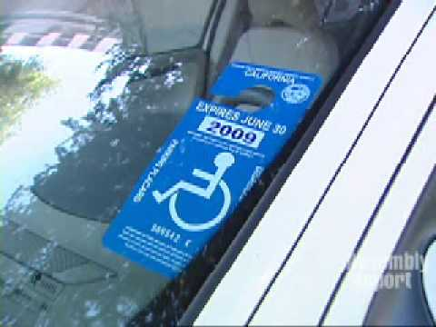 New Handicapped Parking Law