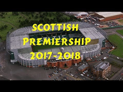 Scottish Premiership- Ladbrokes Premiership 2017–2018 Stadium