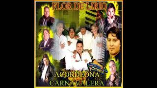 Flor De Lirios - Enganchados De Cumbias - 2018 - MC -