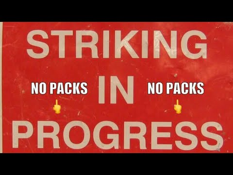 Mobile strike - Strike against EW , we are not Buying Packs