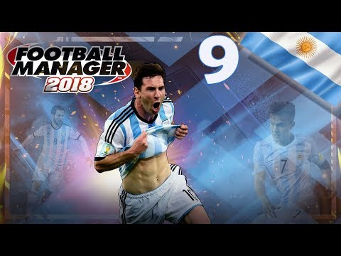 FOOTBALL MANAGER 2018 #9 | SEGUNDO AMISTOSO PRE MUNDIAL