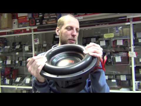 видео: Очень лютый и недорогой саб edge edp122spl-e6!
