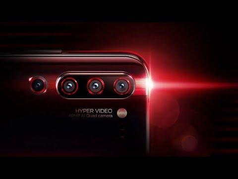 Lenovo Z6 Pro Snapdragon 855, camera 100MP, 12GB RAM giá 10 triệu