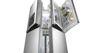 Video Press Release: LG EXPANDS DOOR-IN-DOOR REFRIGERATOR RANGE WITH THE ADDITION OF NEW MODELS