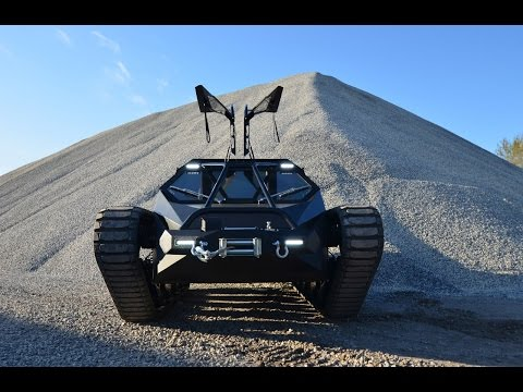 Ripsaw Ev2 Extreme Luxury Super Tank 2015 1st Look