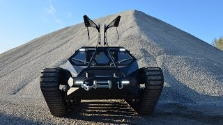 Ripsaw EV2 Extreme Luxury Super Tank 2015 1st Look (original)