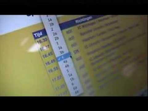 Hacked the Dutch Railways - subtitled