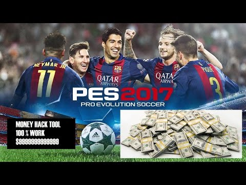 PES 2017 | Money Hack Tool In Master League 100% Work