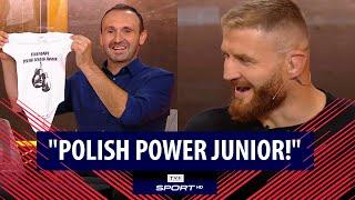BŁACHOWICZ O PRZEJŚCIU DO WAGI CIĘŻKIEJ UFC I NARODZINACH SYNA | RING TVP SPORT